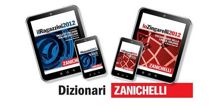 Novità Apps| Zingarelli 2012: Disponibile nell'Android Market