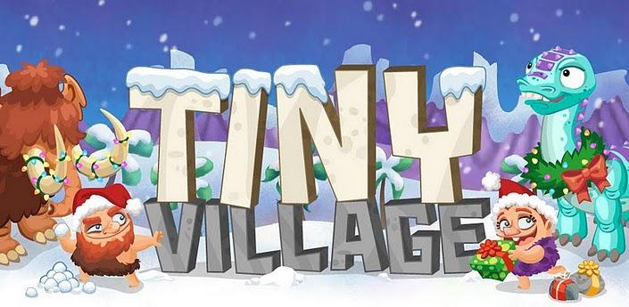 Novità Games| Torna alla preistoria con Tiny Village