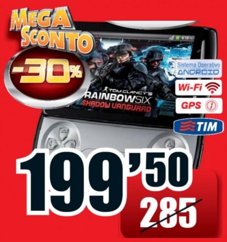 Offerte | Xperia Play: dal 19 Gennaio a 199€ da MediaWorld