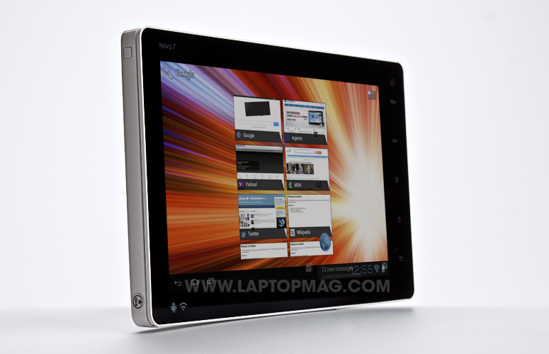 News Tablet | Ainovo Novo 7: tablet low-cost con Ice Cream Sandwich