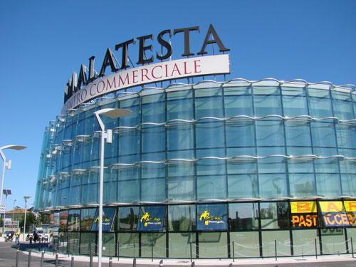 MissDroid| Trova il centro commerciale più vicino a te!