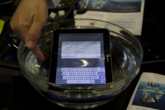 MWC 2012| Ecco come rendere impermeabili i vostri device