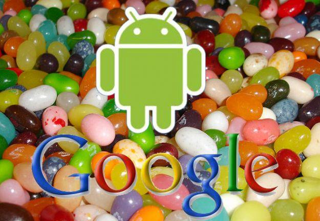 Novità| Il successore di Ice Cream Sandwich ' Android 5.0 Jelly Bean'