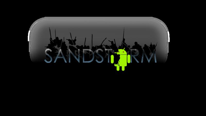 ROM | Sandstorm per Galaxy S2