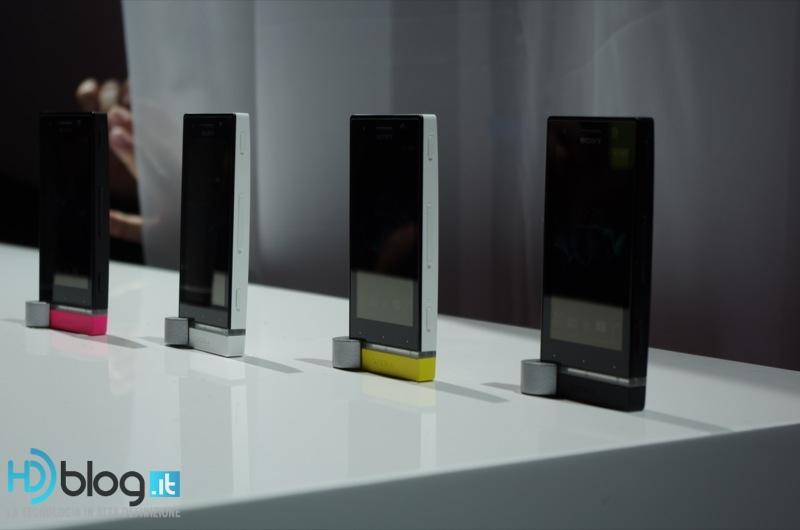 News   Ecco le prime foto dei nuovi Sony U