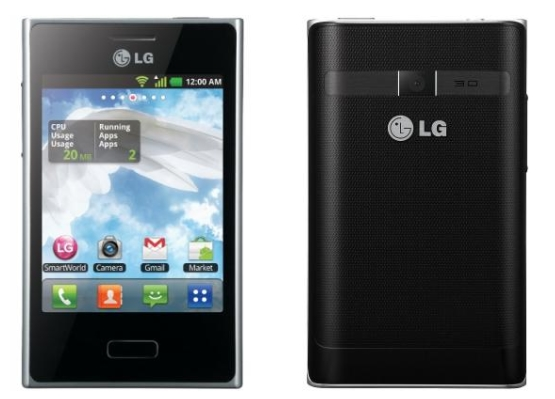 News Terminali | LG Optimus L3 in svendita da MediaWorld online
