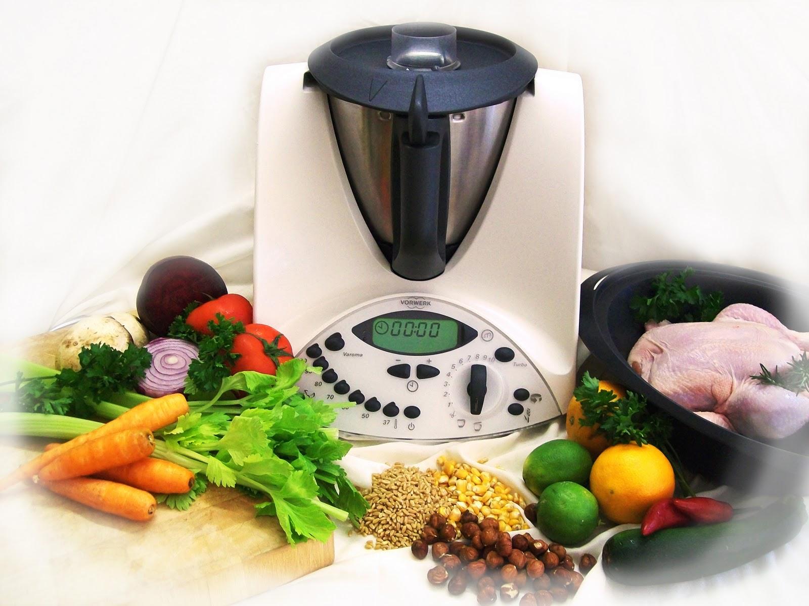 MissDroid| Tante ricette per il tuo Bimby