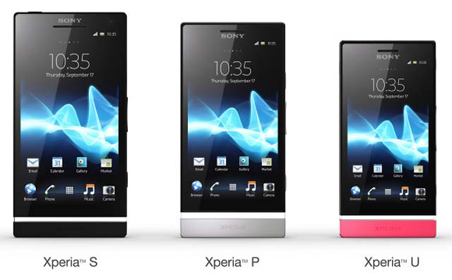 MWC 2012| Sony presenta nuovi dispositivi: Xperia S, P e U.