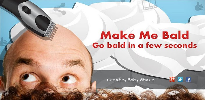 Apps | Make Me Bald: divertiti a tagliare i capelli ai tuoi amici!