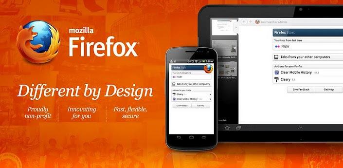 Novità Apps| Firefox 10.0 per Google Android ora disponibile