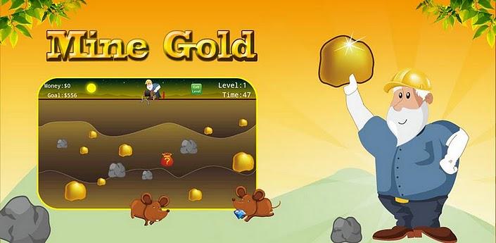 Novità Games| Raccogli l'oro dalla miniera con 'Mine Gold'