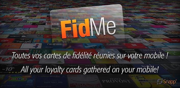 MissDroid| Le tue carte fedeltà sempre con te con 'FidMe'