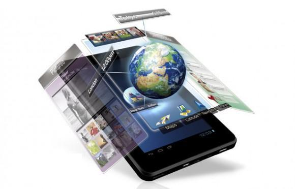 Novità Terminali  ViewSonic presenta ViewPad G70 al MWC 2012