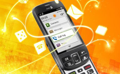 Novità Terminali| Doro presenta al MWC lo smartphone per la terza età: PhoneEasy 740