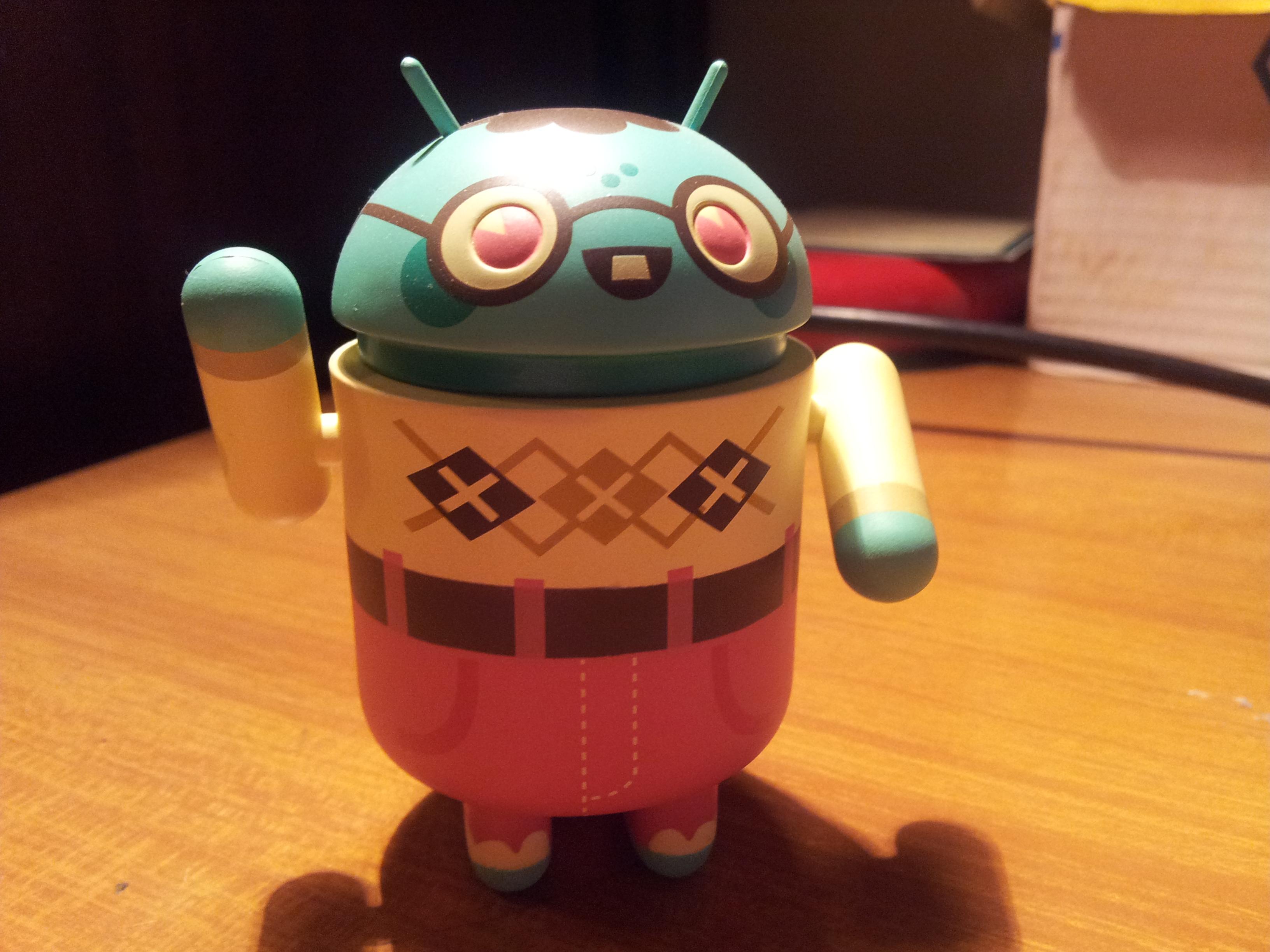 Contest   Vinci un bellissimo Robottino Android