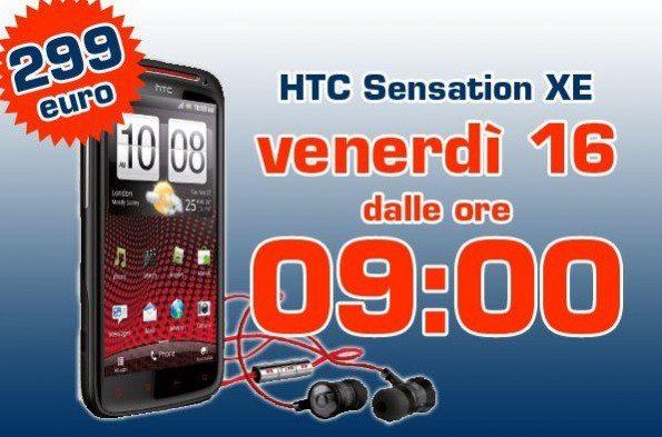 Novità | Domani Sensation XE a soli 299 euro da Unieruro