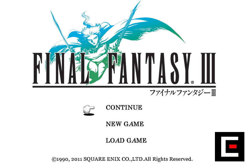 News Game | Final Fantasy III per Android, ma solo in Giappone