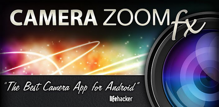 Novità Apps| Camera Zoom FX disponibile su Play Store 0,20 Centesimi!