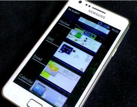 Guida | Ecco come installare la rom ufficiale di ICS per Galaxy S II
