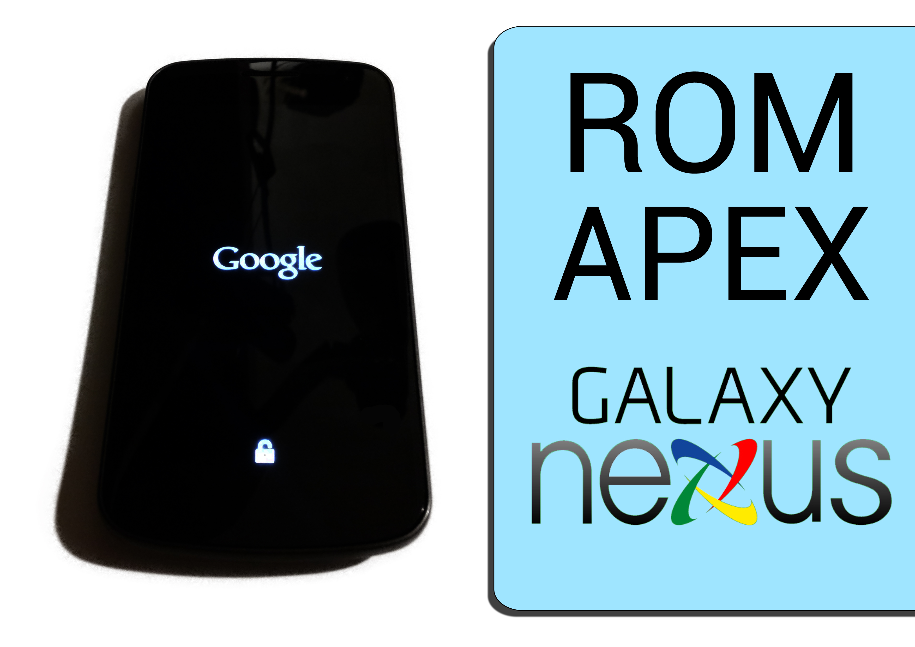 Rom Review | Apex Rom con Android 4.0.3 per Galaxy Nexus
