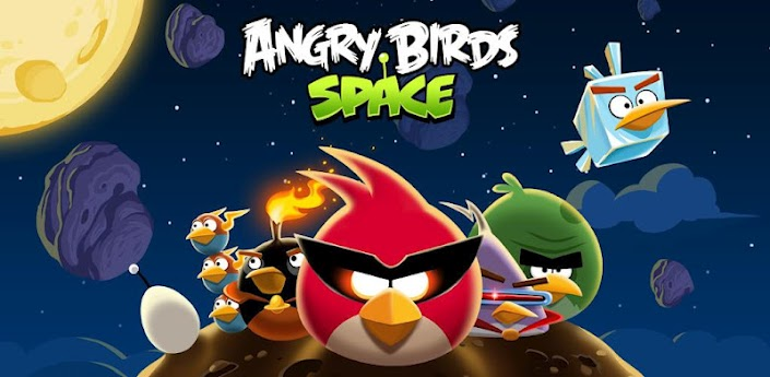News Apps | Angry Birds Space è arrivato nel Play Store