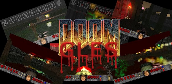 News Games   DoomGLES disponibile nel Play Store