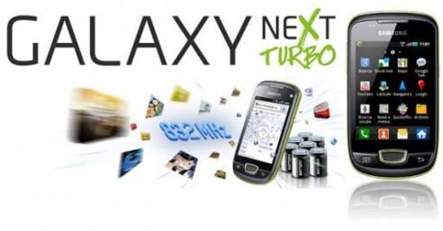 Novità Terminali| Anche il Galaxy Next mette il