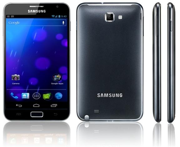 News | Galaxy Note: ufficiale ICS a maggio!