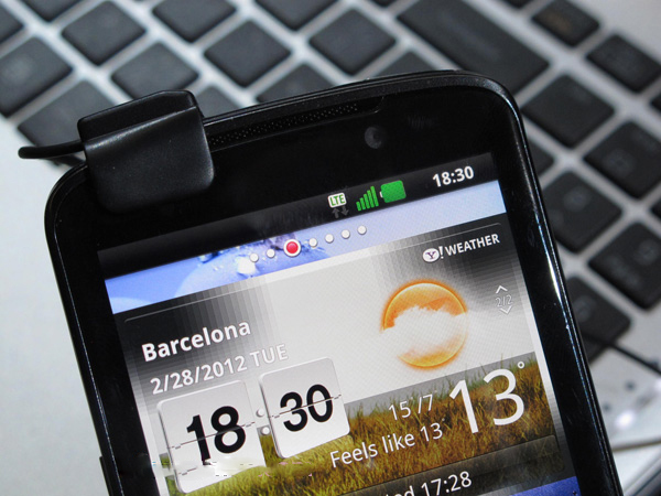 Novità Terminali| ZTE presenta un nuovo tablet ICS: PF100