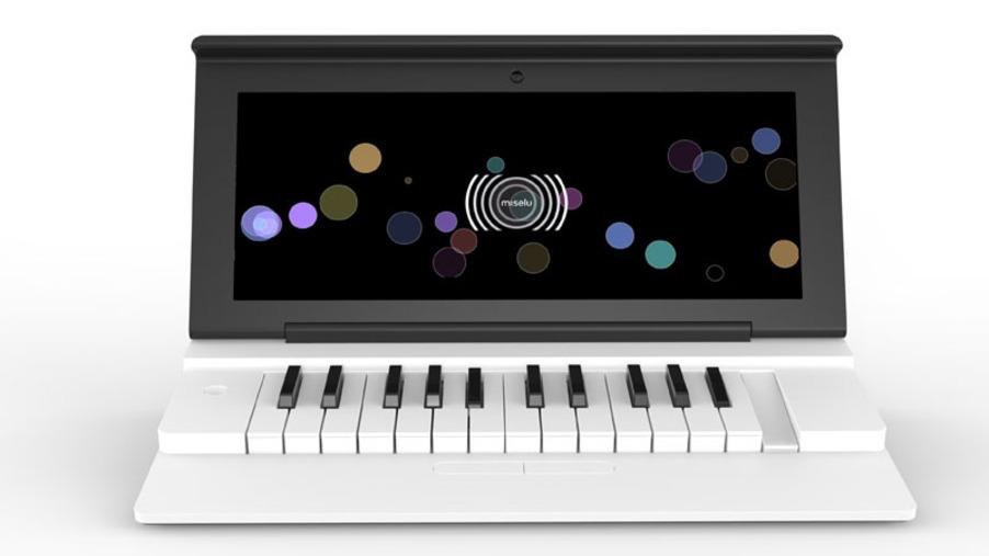 News | Miselu Neiro: tastiera musicale basata su Android