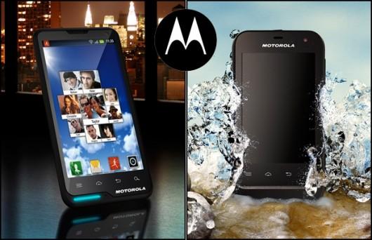 Novità Terminali| Motorola svela i prezzi di Motoluxe e Defy Mini.