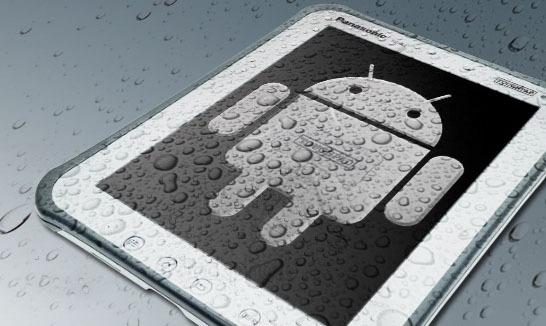 Novità terminali| Panasonic lancia un nuovo tablet per uso professionale: ToughPad FZ A1