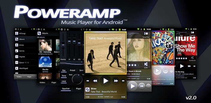 News Apps | Week-end di sconti per PowerAmp
