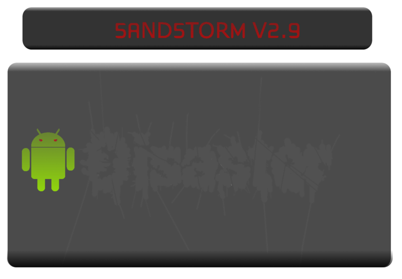 Rom | Sandstorm@Disaster v2.9 per Samsung Galaxy S2
