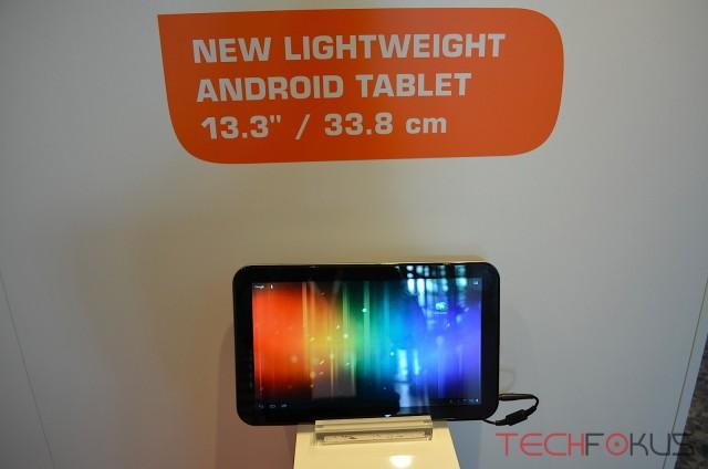 Novità Terminali| Toshiba AT330: Il tablet Android da 13.3 pollici