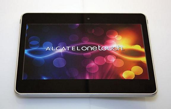 Novità Terminali| Alcatel lancia al Design Week 2012 'One touch Tab T20'