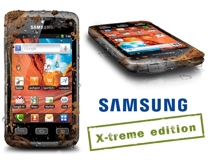 Novità Terminali| Samsung annuncia la commercializzazione del Galaxy XCover