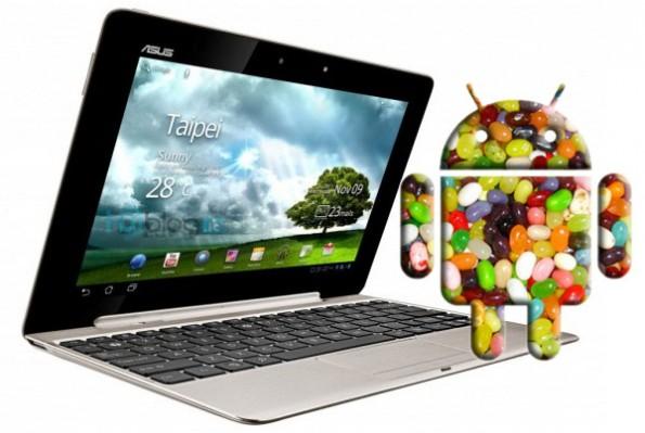 News |  ASUS la prima a ricevere Jelly Bean !?