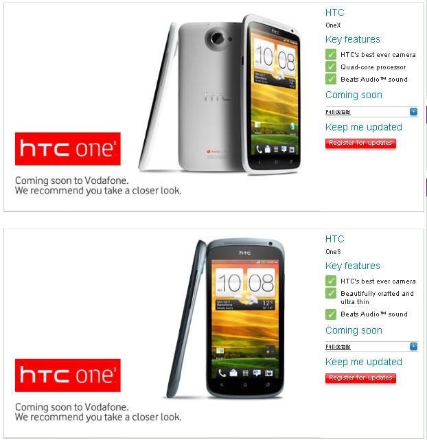 News Terminali | Auricolari Beats con Htc One S Vodafone