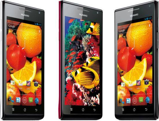 News Terminali | Huawei Ascend P1 disponibilità nei mercati mondiali