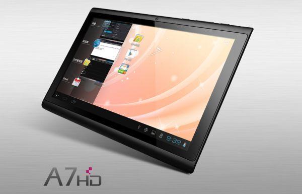 Novità Terminali| Hyundai lancia A7HD, un tablet ICS low cost