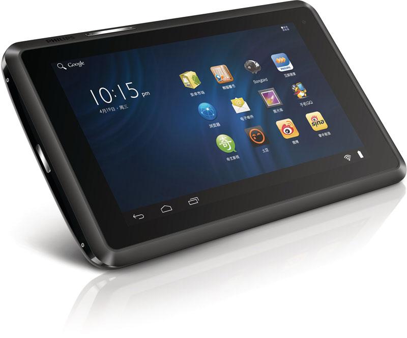 Novità Terminali| Philips presenta un tablet economico con Android ICS 'PI3800'