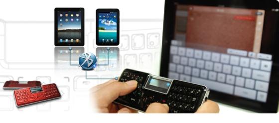 Novità Terminali| Tabmate KH-100: Ecco la tastiera multifunzione per tablet
