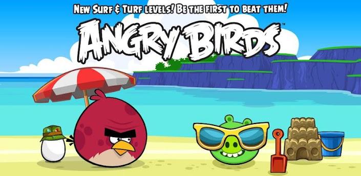News game | Angry Birds si aggiorna e se ne va ai tropici.