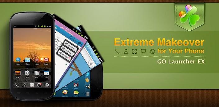 News Apps | Go Laucher EX si aggiorna con tante novità grafiche!
