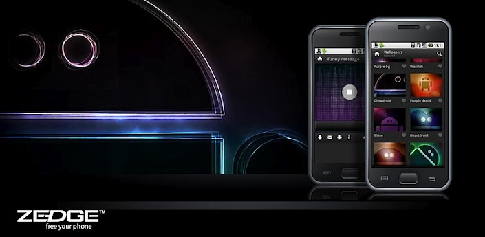 News Apps | Zedge si aggiorna integrando live Wallpapers e Giochi
