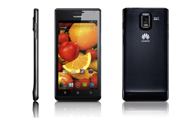 News Terminali | Interfaccia dell'Huawei Ascend P1 mostrata in video