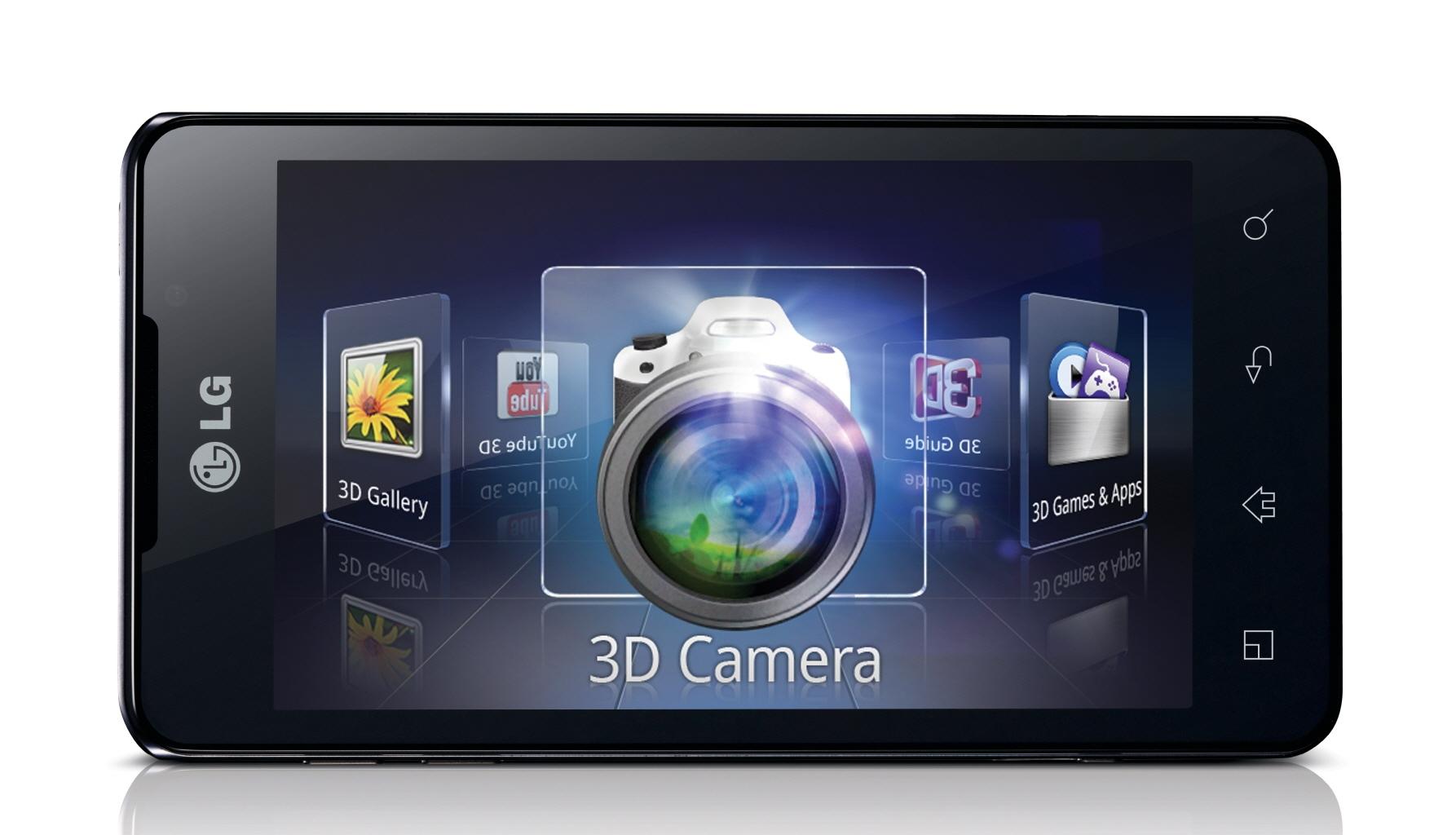 Offerte | LG Optimus 3D Max a 499€ da MediaWorld