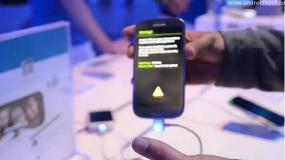 News Terminali | Il Samsung Galaxy SIII avrà la modalità