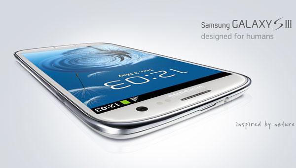 News | Galaxy S3: sfondi e suonerie disponibili per il download